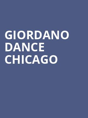 Giordano Dance Chicago at Auditorium Theatre